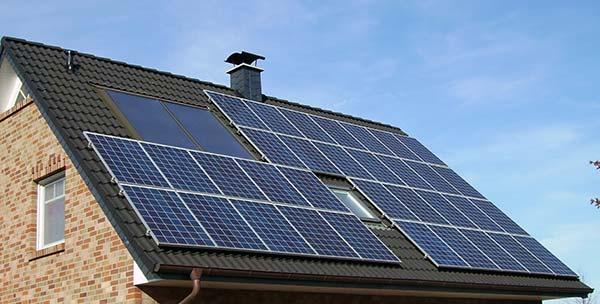 Photovoltaik Familienhaus Arndt & Wrede